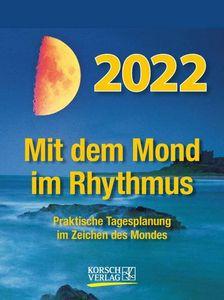 Mond Abreißkalender 2022