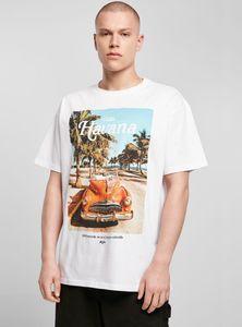 Mister Tee - Herren Havana Vibe Oversize T-Shirt WHITE M