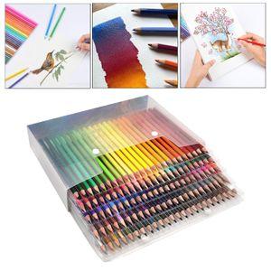 120/150 Farben Aquarellstifte Wasserlösliche Buntstifte 120 Farben Mehrfarbig Aquarellstift