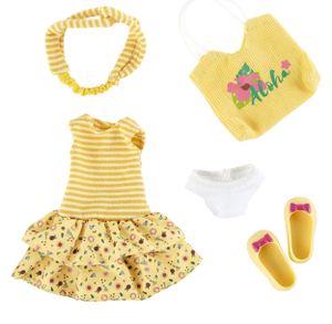 Käthe Kruse Jump Queen Outfit Teenager-Puppen-Kleidungsset 5-teilig
