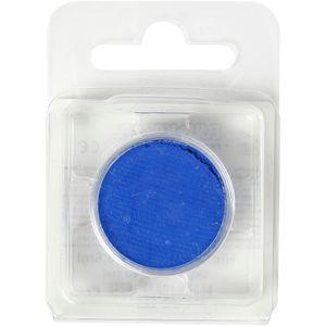 Eulenspiegel - Profi-Aqua Make-up Schminke - 3,5 ml, Farbe:Himmelblau