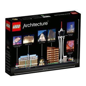 LEGO® Architecture Las Vegas, 21047