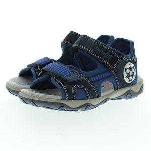 Superfit MIKE 3.0 Jungen Sandale in Blau, Größe 30