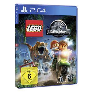 PS4 Spiel Lego Jurassic World
