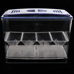 Aquarium Fisch Züchter Box Inkubator Isolation Box, auch als Fisch Tank geeignet