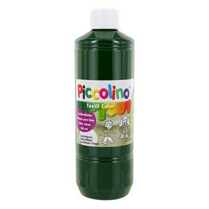 Textilfarbe leucht-grün 500ml - Stoffmalfarbe PICCOLINO Textil Color