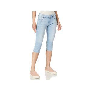 QS designed by Capri Jeans blau in Blau, Größe