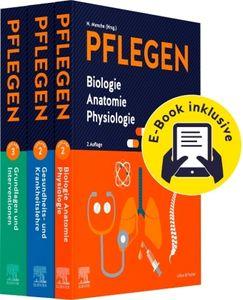 PFLEGEN Lernpaket 2.A. + E-Books