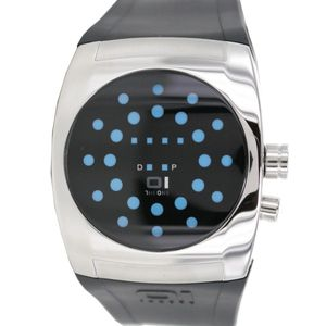 The One Binary Uhr Herrenuhr Screw Me Watch - SW102B3