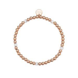 Esprit ESBR11641C165 SPHERES ROSE WHITE Esprit Damen Armband