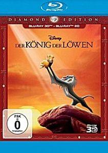 Der König der Löwen (2016) - Diamond Edition 3D