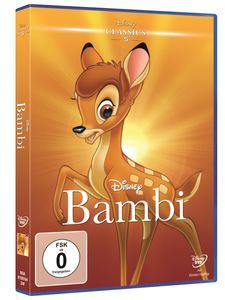 Bambi (Disney Classics) [DVD]