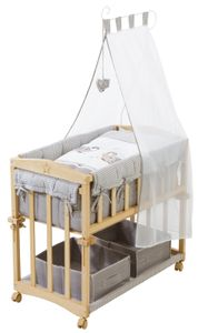 Roba Stubenbett Babysitter 4in1, versch. Designs
