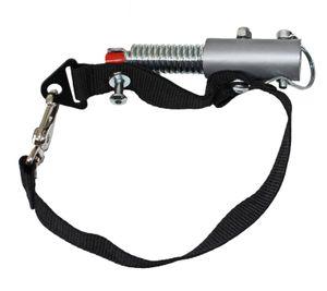 Kupplungsadapter mit Feder Deichselanschluß für Kinderanhänger mit/ohne Kupplung, Herstellernummer:RB_deichselanschluß, Ausführung:Deichselanschluß ohne Kupplung