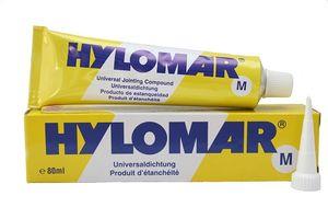 Hylomar Dichtmasse - die dauerplastische Universaldichtmasse - 80 ml Tube inkl. Dosiertülle