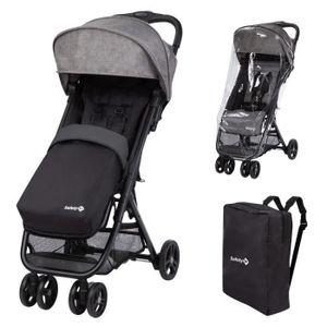 SICHERHEIT ERSTER Kinderwagen Teeny Comfort Pack Black Chicblack Chic