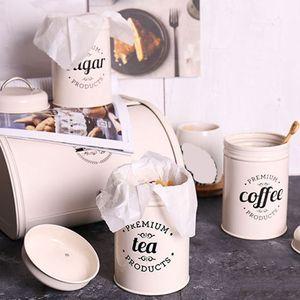 3 x Kaffeedose Kaffeebehälter Vorratsdose Kaffeebohnen Aufbewahrungsdosen