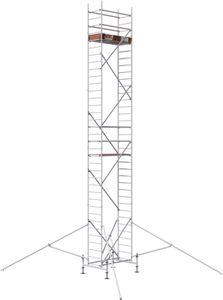 Rollfix 1000-S   inkl. Fussplatten   Standardtraverse   4x Dreieckausleger   Baugerüst