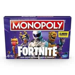 Tischspiel Monopoly Fortnite Hasbro (ES)