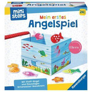 RAVENSBURGER ministeps Mein erstes Angelspiel Geschicklichkeitsspiel Kinderspiel