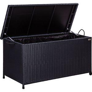 STILISTA® Auflagenbox, Farbe Schwarz