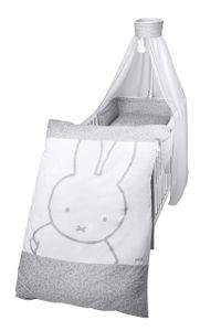 roba Kinderbettwäsche 4 teilig Miffy
