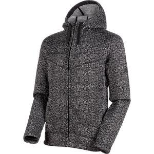 Chamuera ML Hooded Jacket Men - Mammut, Farbe:black, Größe:S