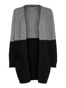 Only Damen Pullover 15158746 Medium Grey Melange2