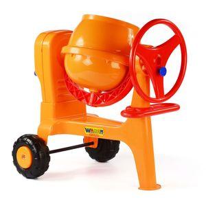 Polesie Wader Spielzeug-Zementmischer 70x49,5x65,5 cm Orange 1450529