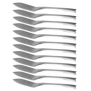 Solex Sophia Besteckset 12 Stück Fischmesser  für 12 Personen