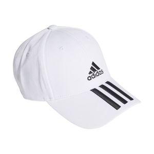 Adidas Bball 3S Cap Ct White/Black/Black -