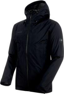 Mammut Convey 3in1 HS Hooded Jacket Herren black-black Größe S
