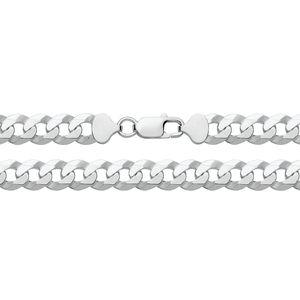 925 Sterling Silber Herren - Armband - 22cm*10mm, 16 Gramm; WJS24746