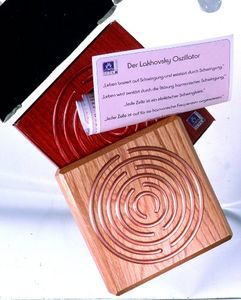 Berk Esoterik - Lakhovsky Oszillator - 3m Wirkungsradius