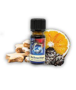 Premium WEIHNACHTEN  Öl 10 ml - 100% Ätherische Öle Aromamanufaktur