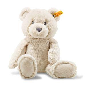 Steiff 241536 Soft Cuddly Friends Bearzy Teddybär | 28 cm Plüsch beige