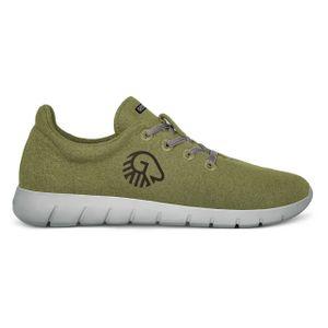 GIESSWEIN Herren Sneaker Merino Wool Runners khaki 44