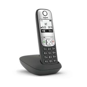 Samsung Schnurlostelefon, Schnurlos Telefon A690 schwarz schnurlos
