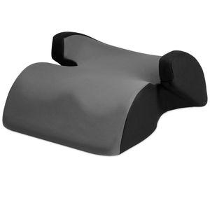 Universal Auto Kindersitzerhöhung ECE 44-04 Autositz Sitzerhöhung Kinderautositz, Farbe:Grau