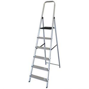 Leiter Altipesa 306N Aluminium (6 Stufen)