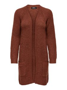 Only Damen Pullover 15165076 Rustic Brown