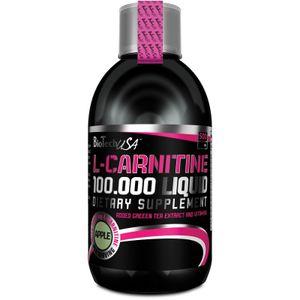 Biotech USA L-Carnitine 100000 Liquid 500ml Kirsche