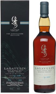 Lagavulin Distillers Edition 2005-2020 Islay Single Malt Scotch Whisky 0,7l, alc. 43 Vol.-%