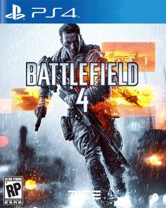 Sony Battlefield 4, PlayStation 4, Multiplayer-Modus, RP (Rating Pending)
