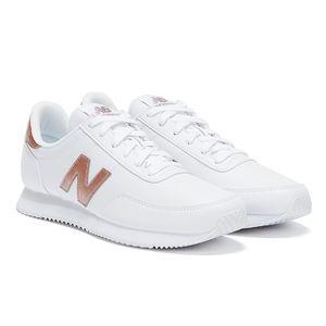 New Balance 720 Damen Weiß / Roségold Sneaker