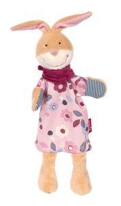 sigikid Handpop-knuffeldoekje, Rosalie Rose