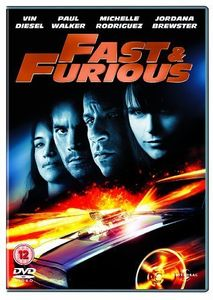 Fast And Furious [DVD]