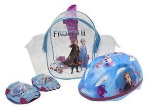 Disney schutzset Frozen II Mädchen blau/violett 6-teilig