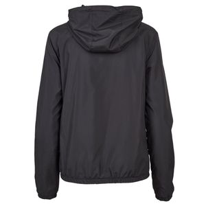 Urban Classics - Ladies Basic Pull Over Jacket TB2013 black Damen Windbreaker Regenjacke Größe XL