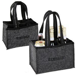 Herrenhandtasche Sixpack